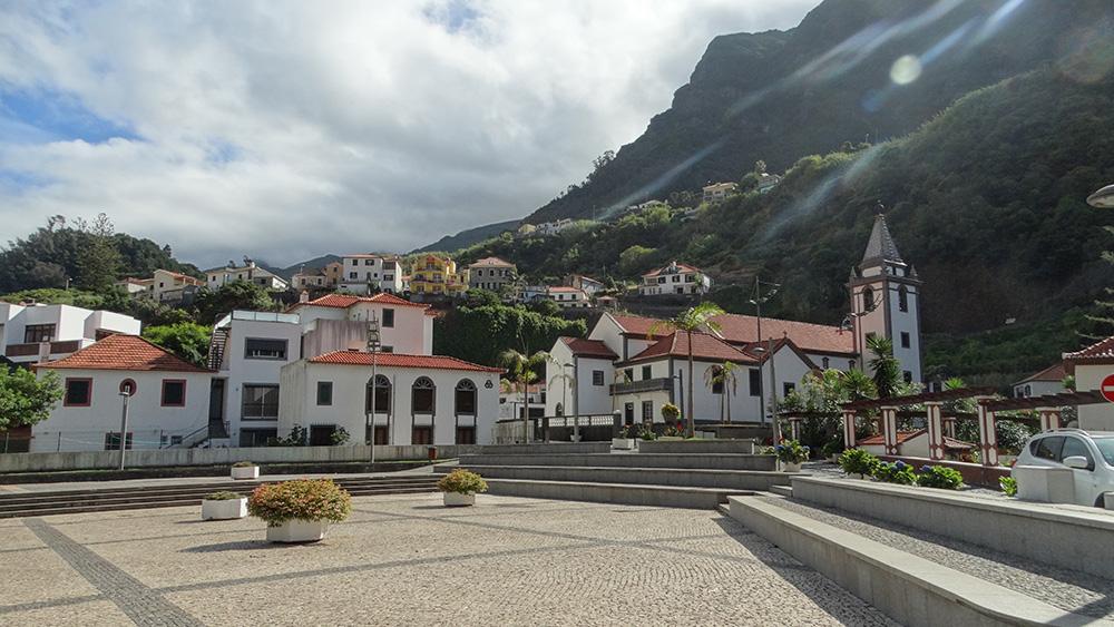 Schattige dorpjes in Madeira