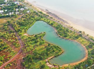 Darwin Helicopter Tour: indrukwekkende (vogel)vlucht over Darwin