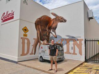 Darwin Street Art Festival: indrukwekkende muurschilderingen