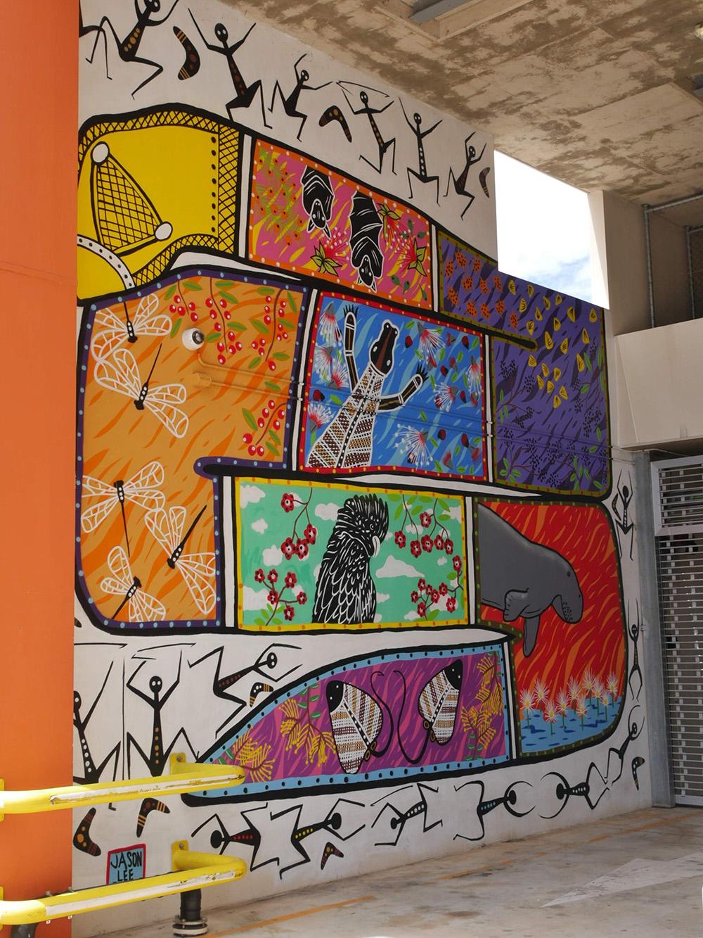 Darwin Street Art Festival