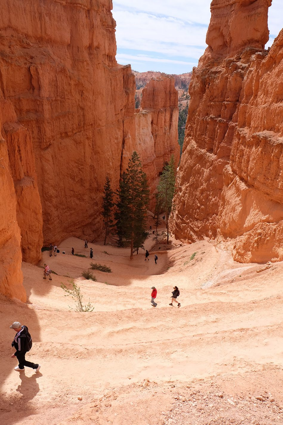Indrukwekkende plek Bryce Canyon National Park