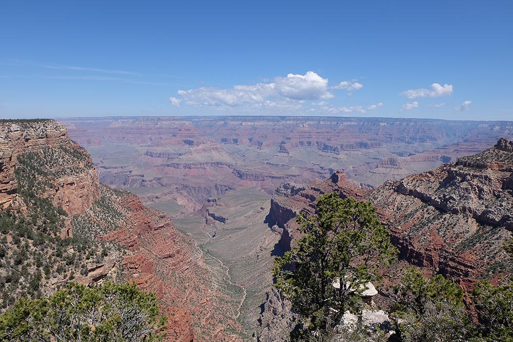 De Grand Canyon - West-Amerika