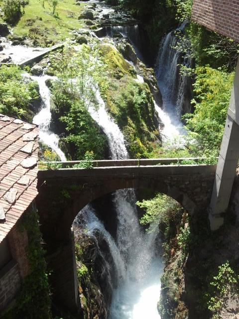 Cascata (waterval) 'Orrido di Nesso'