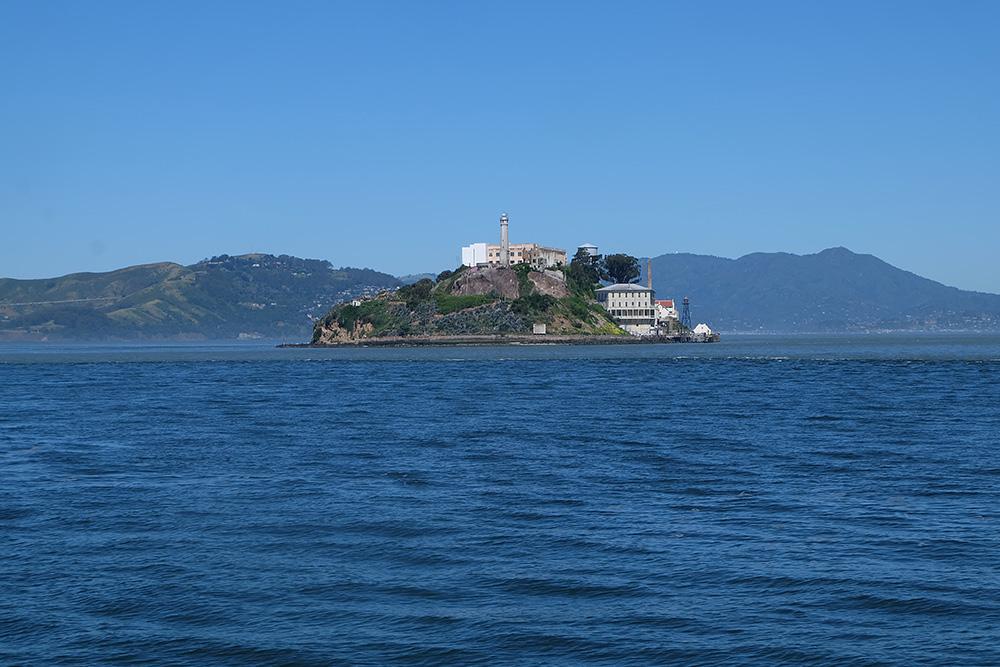 The Rock, ofwel Alcatraz