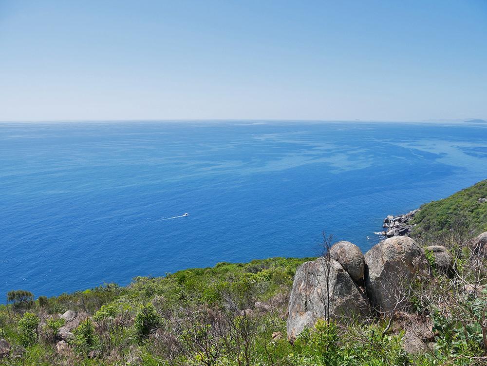 Uitzicht vanaf de oude vuurtoren - Fitzroy Island