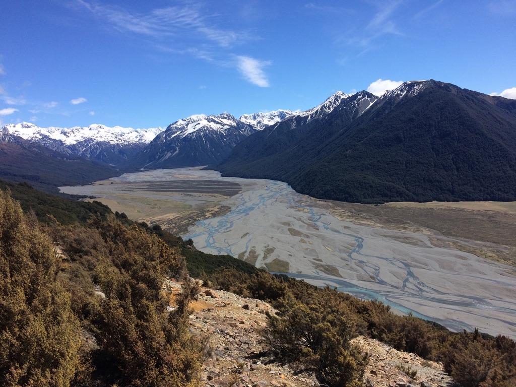Hiken bij Arthur's Pass