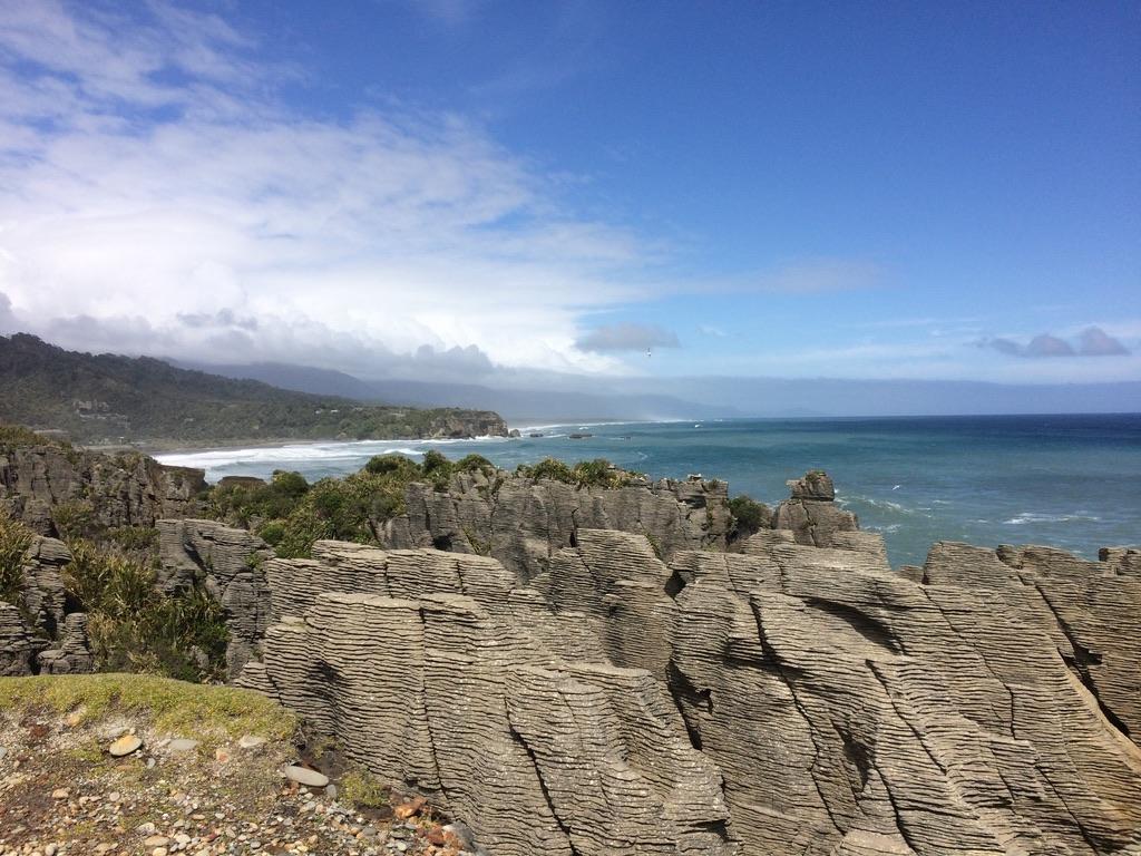 Punakaiki - Zuidereiland