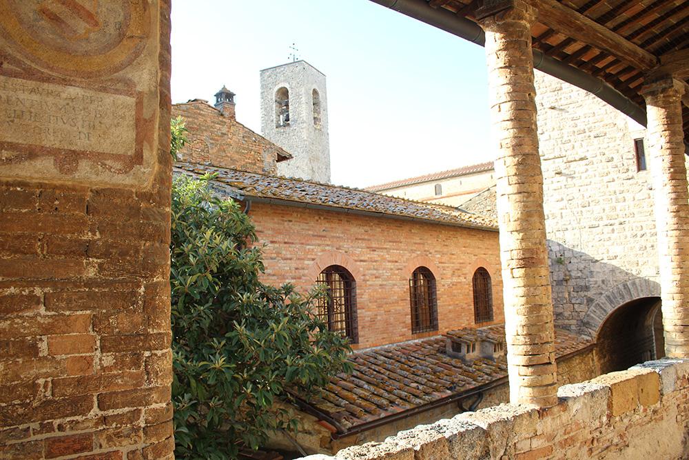 San Gimignano: het Manhattan van de Middeleeuwen