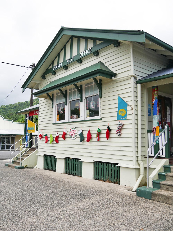 Postkantoor van Babinda