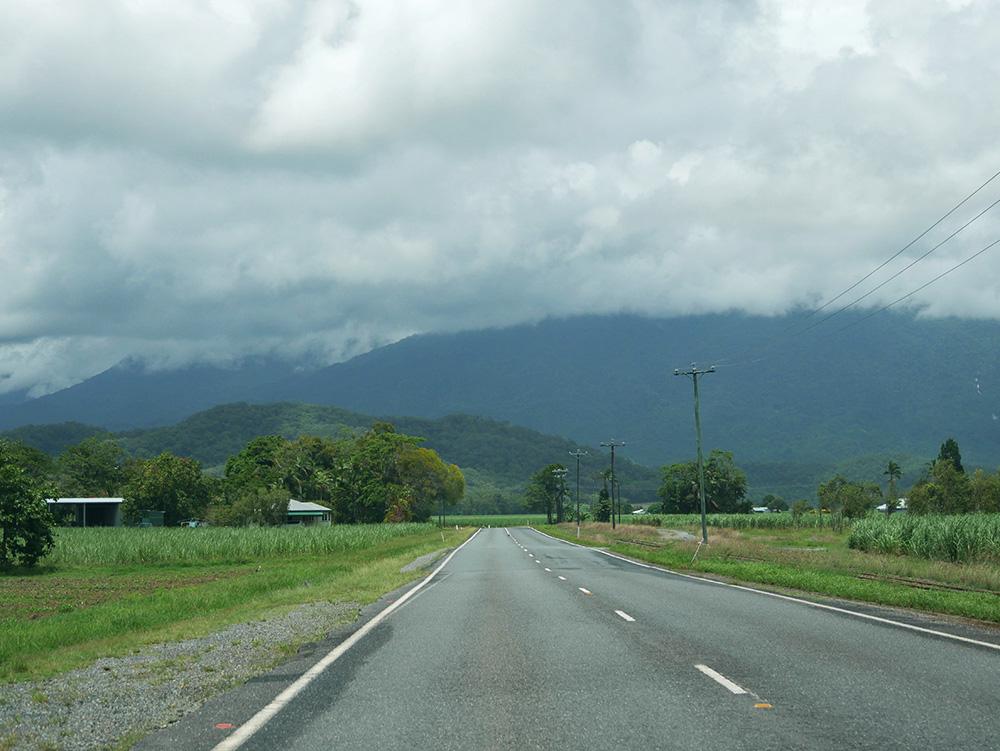 Mooie groene landschappen