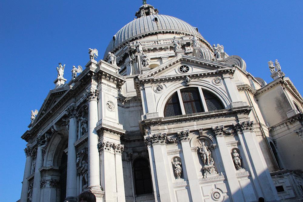 Basilica di Santa Maria della Salute in Dorsoduro – Venetië
