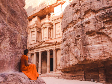 Jordanië - buiten de gebaande paden