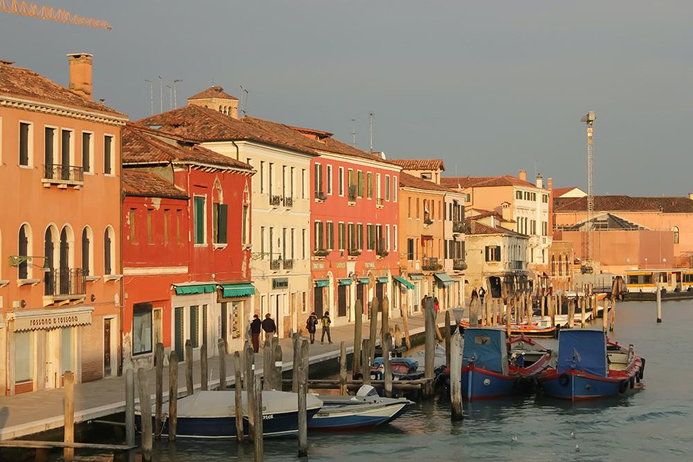Het eiland Murano