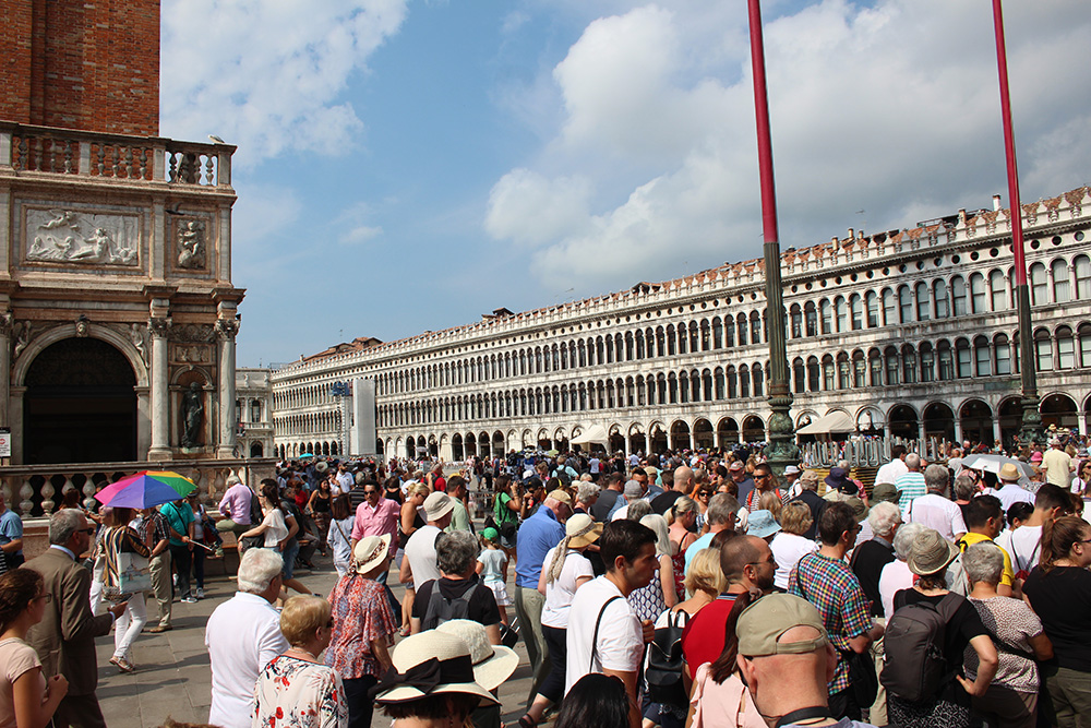 Piazza (plein) San Marco