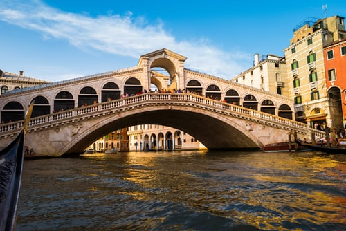 Ponte di Rialto - Venetië