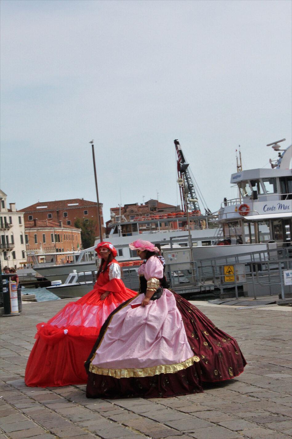 Venetiaanse historische klederdracht