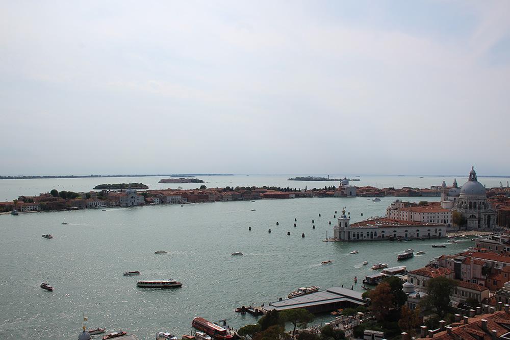 Venetië en haar vele eilandjes