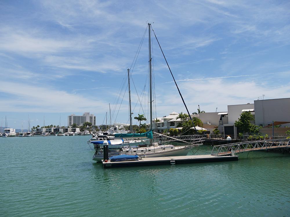 De jachthaven