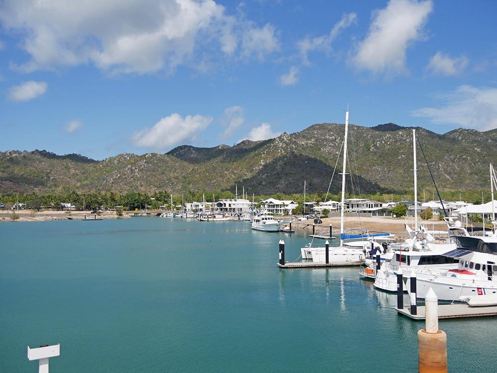 De haven van Nelly Bay - Magnetic Island