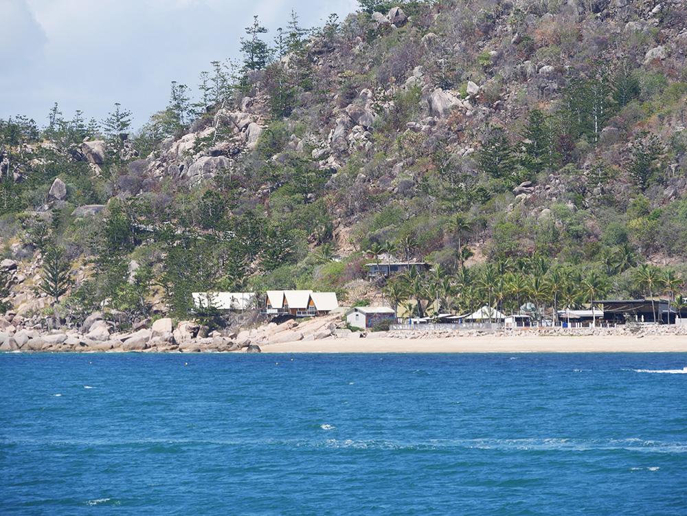Op het eiland zijn veel leuke accommodaties te vinden