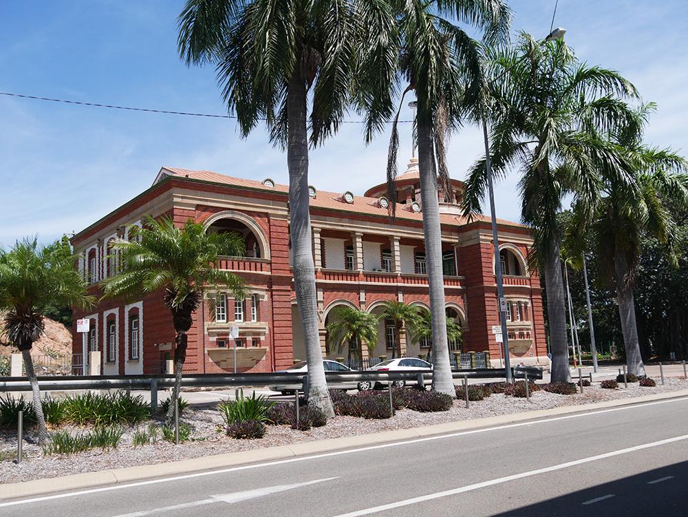 Prachtige gebouwen in Townsville