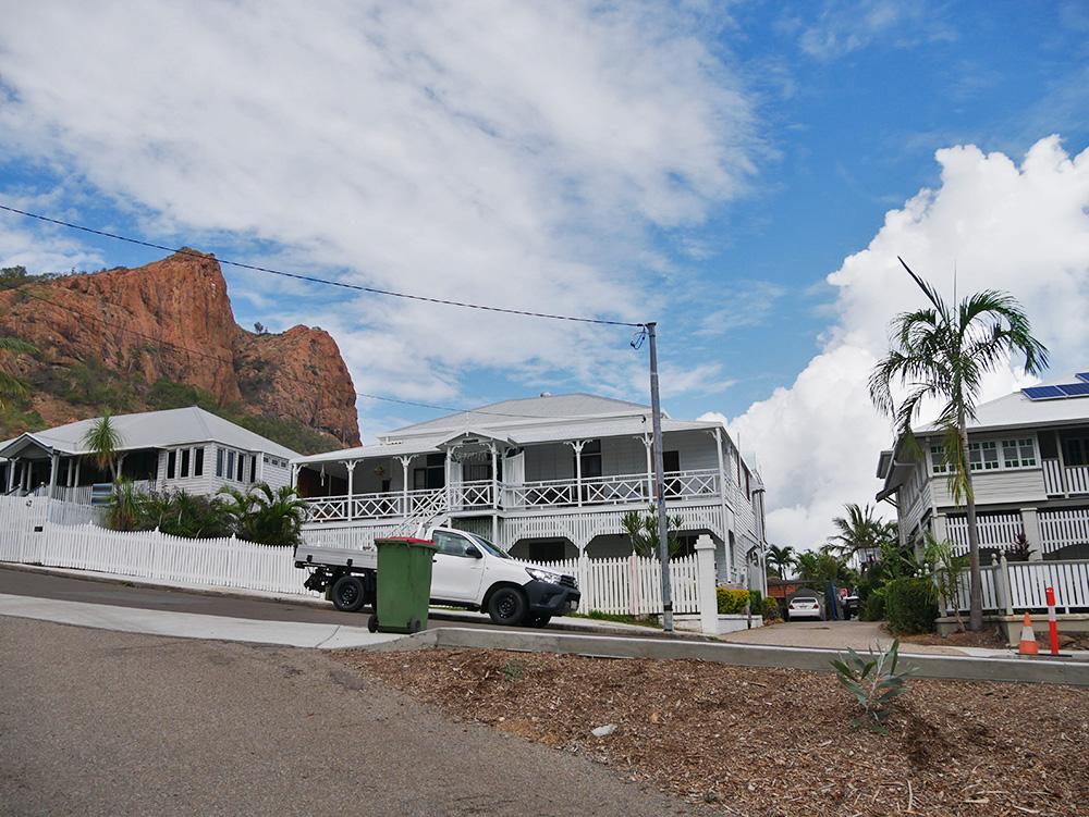Onderweg naar Castle Hill - Townsville