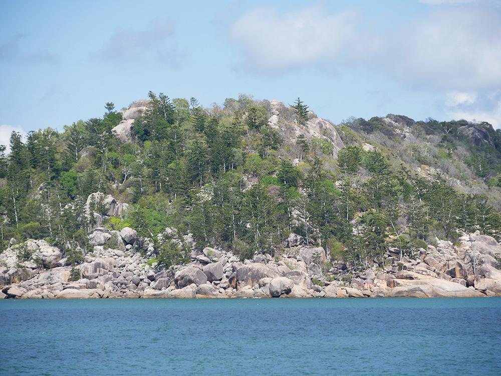 Onderweg naar Magnetic Island