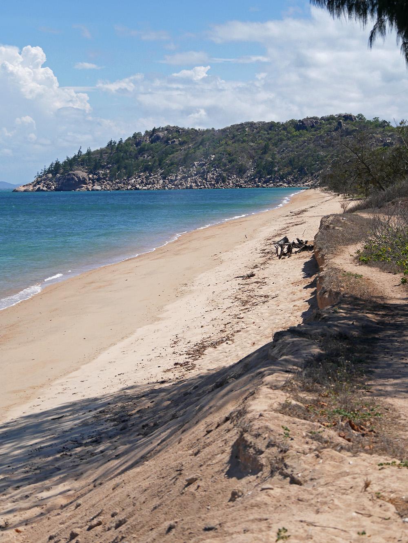 Genoeg strand op Magnetic Island