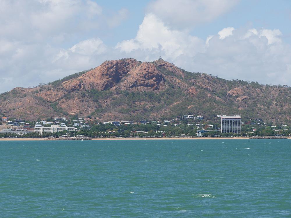 Welkom terug in Townsville