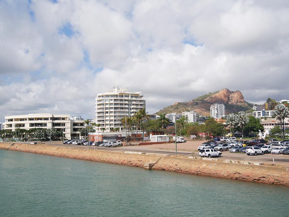 De ferry naar Magnetic Island vanaf Townsville