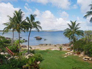 Bowen: vakantie vieren op een zeer idyllische plek