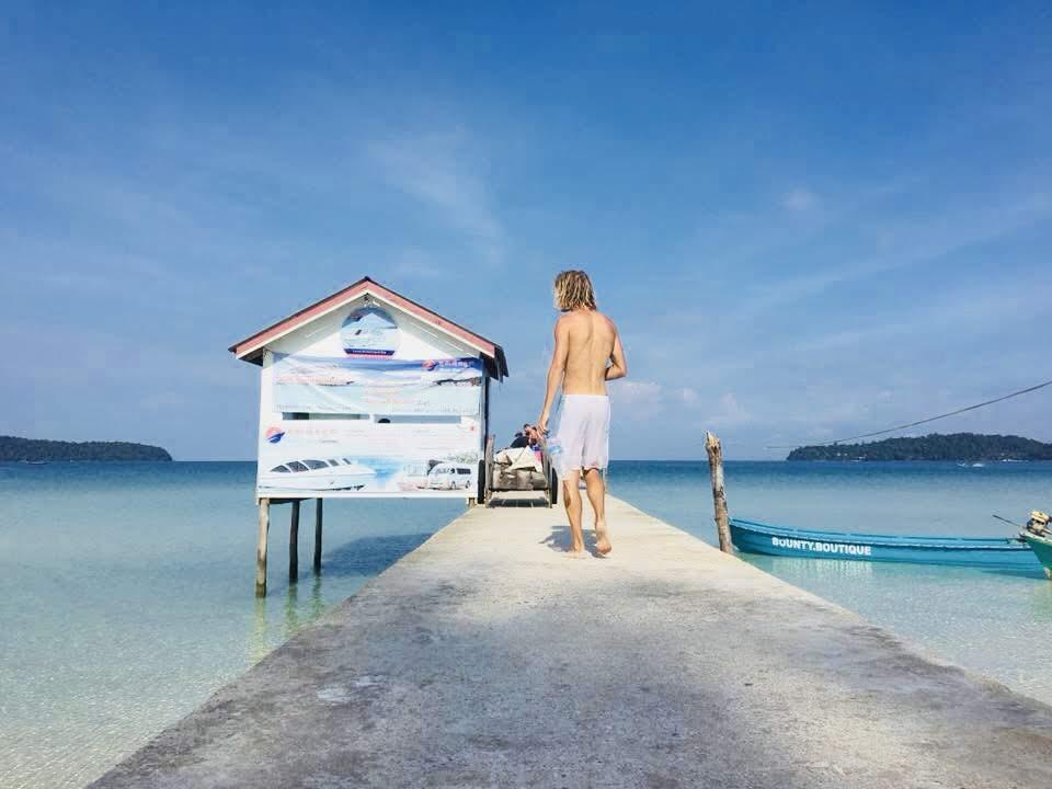 Koh Rong Samloem - backpackblog