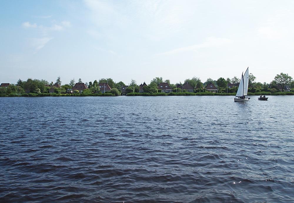 Water speelt in Friesland een grote rol