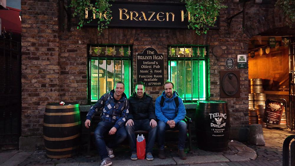 De gezelligste pubs vind je in Ierland