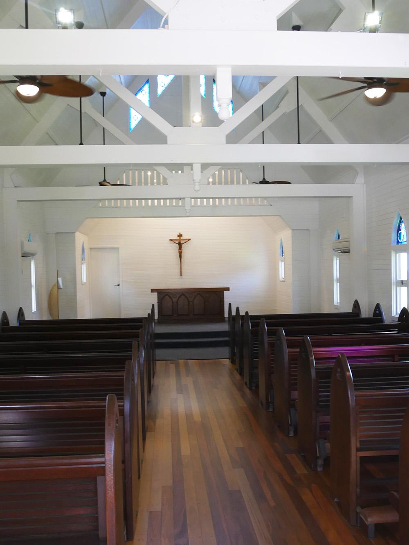 In All Saints Church