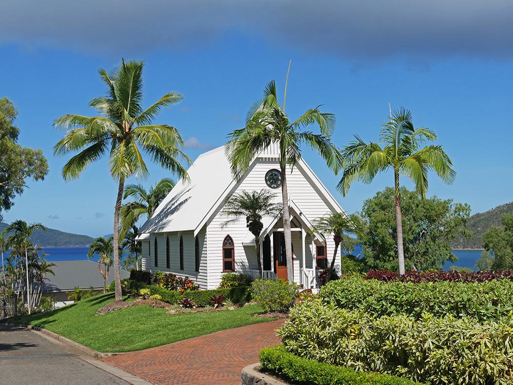 All Saints Church op Hamilton Island