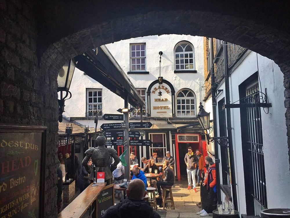 Altijd een fijne sfeer in Ierse steden - Waarom naar Ierland?
