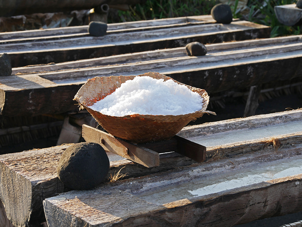 Zeezout op Bali - Leuke activiteiten op Bali