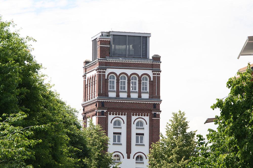 Toren van het Stadtmuseum