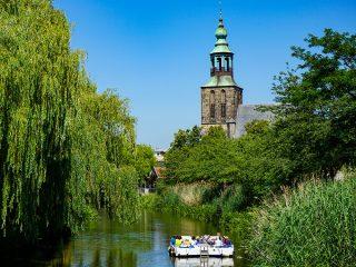 Nordhorn verrassend leuke plek net over de grens