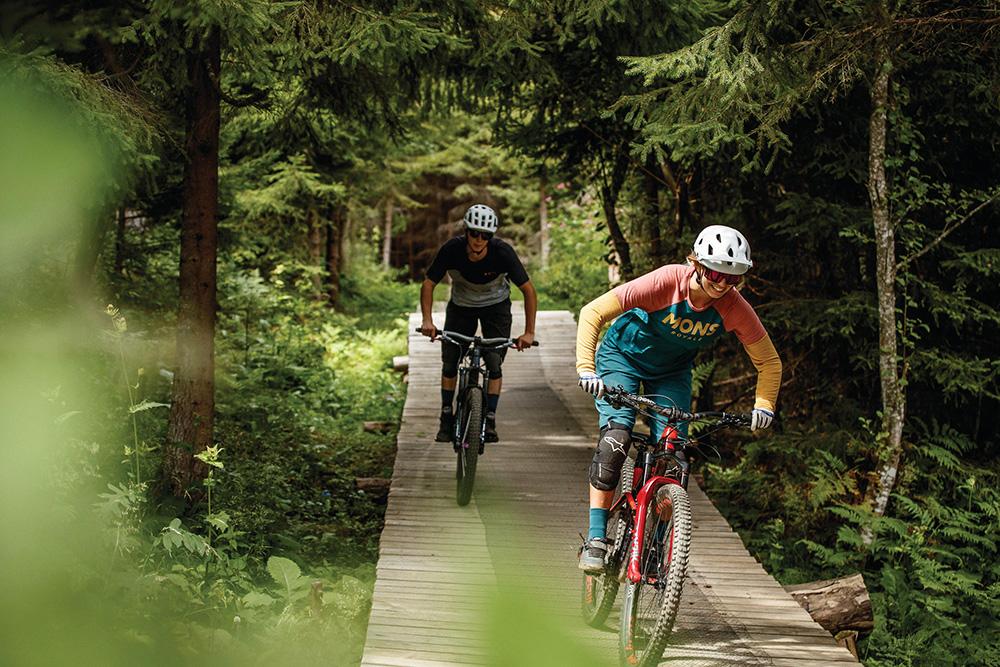 Ontdek Tirol op je racefiets of mountainbike - Foto Erwin Haiden