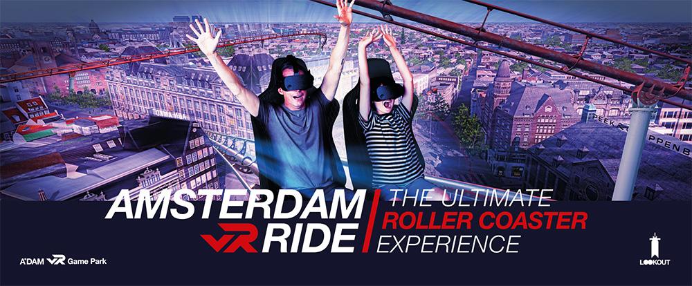 Amsterdam VR Ride