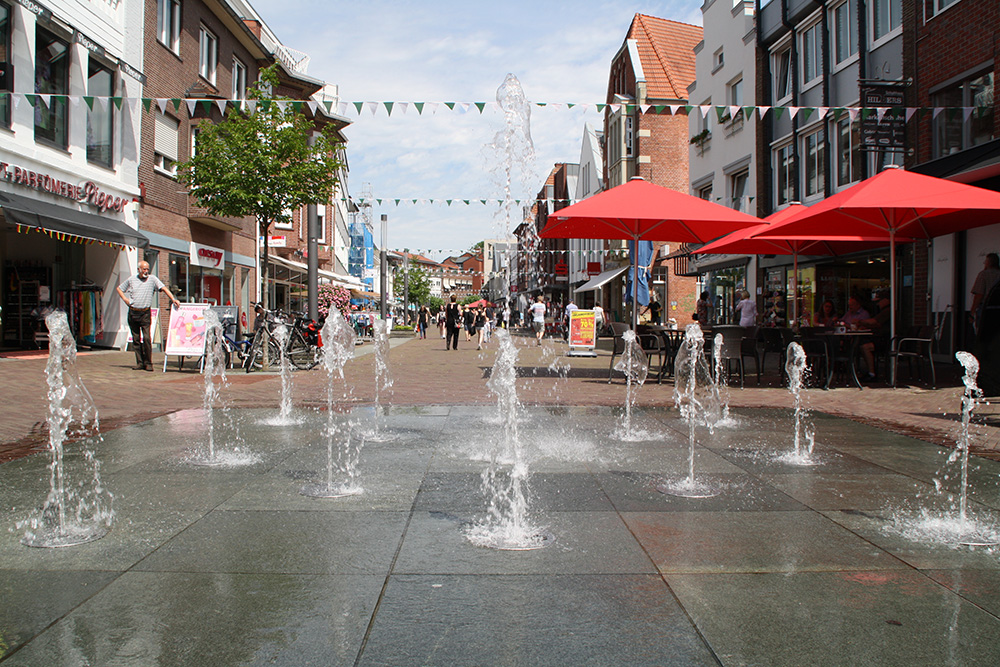Shoppen in Nordhorn