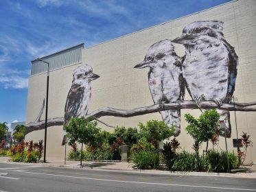 Street Art, Townsville, Australië