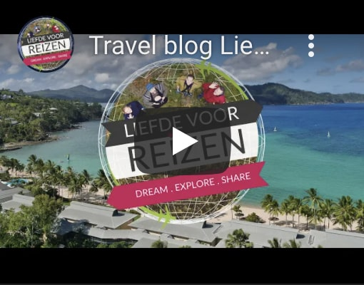 Reisblog Liefde voor Reizen op Youtube