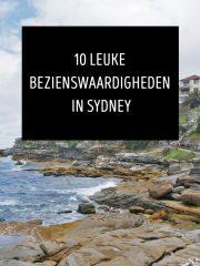 10 leuke bezienswaardigheden in Sydney om te bezoeken