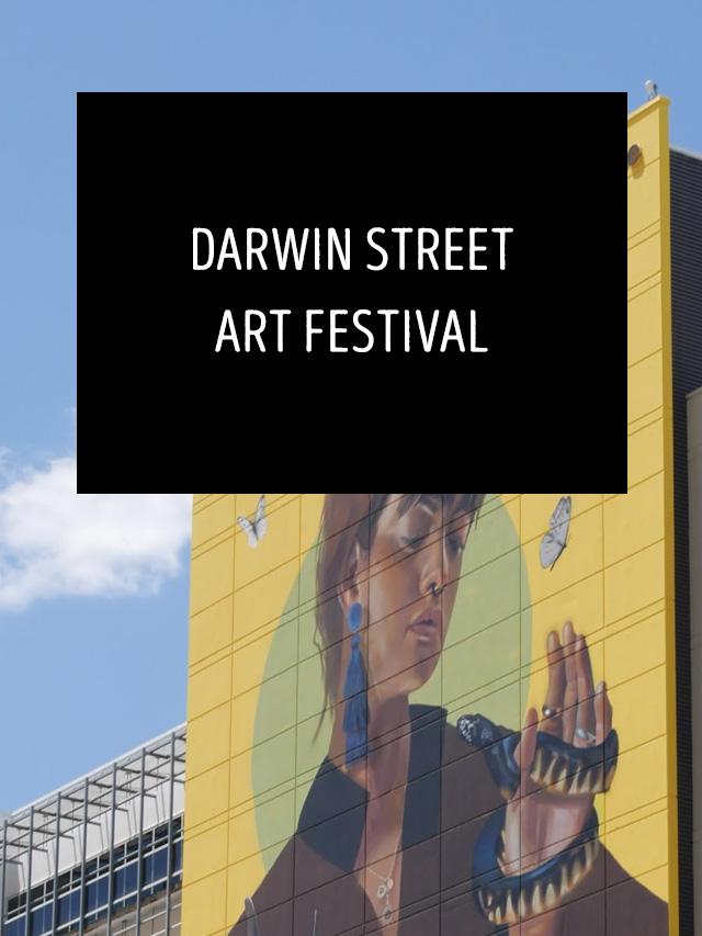 Darwin Street Art Festival – Australië