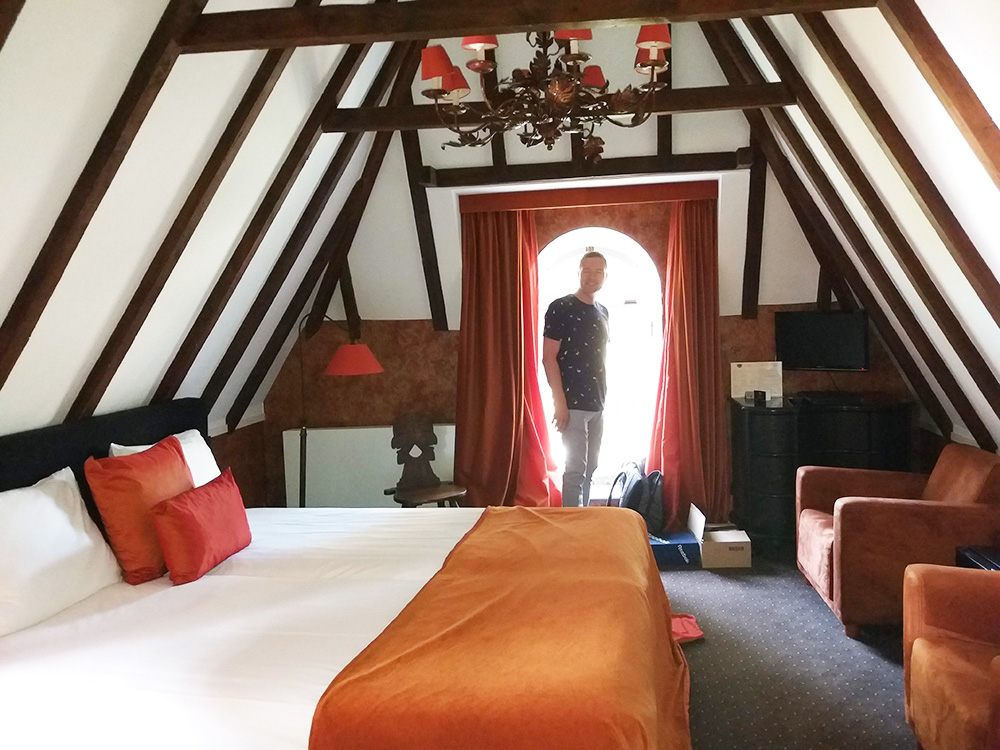 Hotel Huis Vermeer in Deventer - overnachten in Deventer