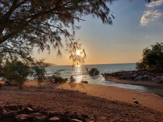 Mindil Beach, Darwin, Australië