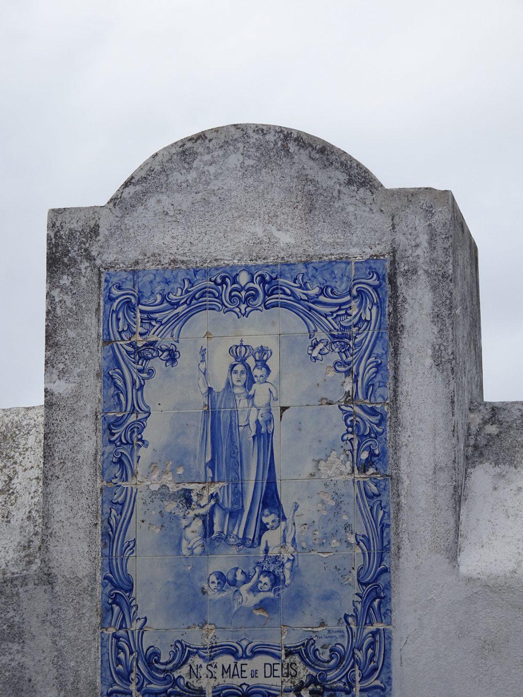 Azulejos op São Miguel